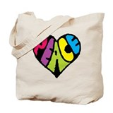Dark Peace Tote Bag