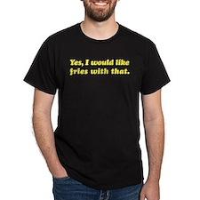 Supersize It! T-Shirt