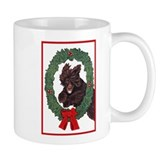 Unique Irish water spaniel dog Mug