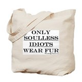 Anti-Fur Tote Bag