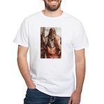 Plato Education Love Beauty White T-Shirt