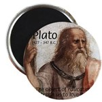 Plato Education Love Beauty Magnet
