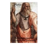Plato Education Love Beauty Postcards (Package of