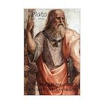 Plato Education Love Beauty Mini Poster Print