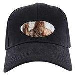 Plato Education Love Beauty Black Cap