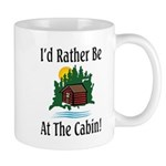 At The Cabin Mug