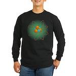 Atom Long Sleeve Dark T-Shirt