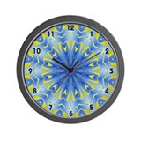 Cute Hypnotize Wall Clock