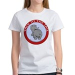 Hippo Talk To The Tail Women's T-Shirt