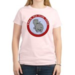 Hippo Talk To The Tail Women's Light T-Shirt