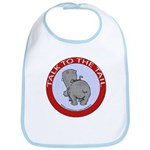 Hippo Talk To The Tail Bib