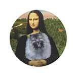 Mona Lisa / Keeshond (F) 3.5