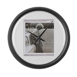 princess diana 3 Large Wall Clock