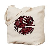 Ancient Bird Tote Bag
