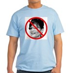 Anti Sarah Palin Light T-Shirt