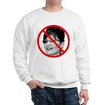 Anti Sarah Palin (Front) Sweatshirt