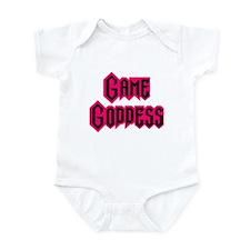 Game Goddess Infant Bodysuit