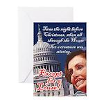 Nancy Pelosi Holiday Greeting Cards (Pk of 10)