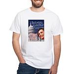 Nancy Pelosi Christmas White T-Shirt