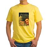 Nancy Pelosi Christmas Yellow T-Shirt