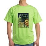 Nancy Pelosi Christmas Green T-Shirt