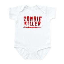 Zombie Killer Onesie