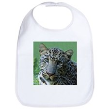 Leopard named Reno, Square Ph Bib