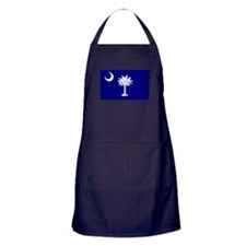 South Carolina Flag Apron (dark)