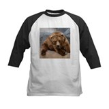 Alaskan Brown Bear Square Pho Tee