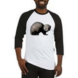 Dark ferret Baseball Jersey