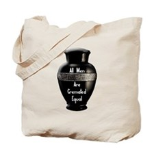Cremated Tote Bag