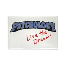 Psychology-LTD Rectangle Magnet