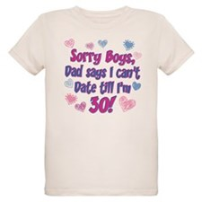 Sorry Boys T-Shirt