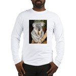 Koala Bear 3 Long Sleeve T-Shirt