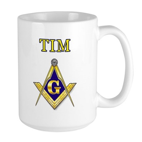 TIM Large Mug