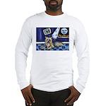 SILKY Terrier art items Long Sleeve T-Shirt