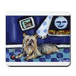 SILKY Terrier art items Mousepad