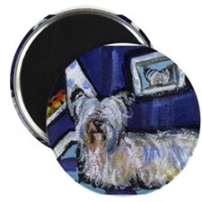 "Skye Terrier items 2.25"" Magnet (10 pack)"