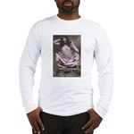 Shakespeare Quote Name Rose Long Sleeve T-Shirt