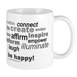 Be Happy Small Mug