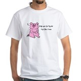 HAPPY BIRTHDAY CUTE PINK PIG Shirt