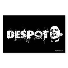 Despot Rectangle Decal
