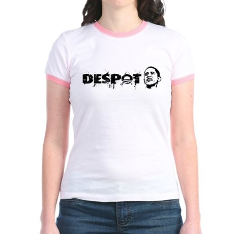 Despot Jr. Ringer T-Shirt