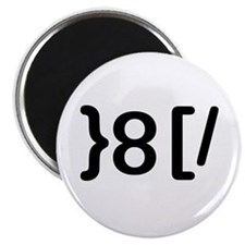 "GROUCHOticon 2.25"" Magnet (100 pack)"