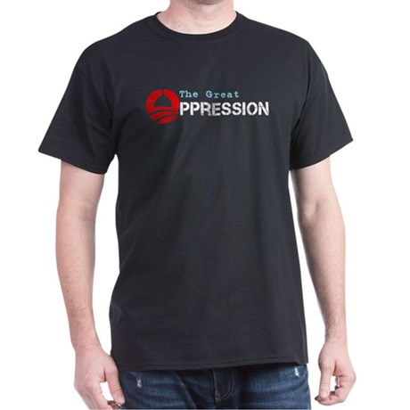 The Great Oppression Dark T-Shirt