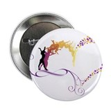 "Cute Flips 2.25"" Button (100 pack)"