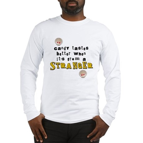 Candy From A Stranger Long Sleeve T-Shirt