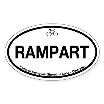 Rampart Reservoir Shoreline Loop