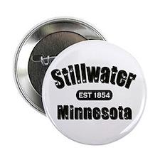 "Stillwater Established 1854 2.25"" Button (10 pack)"