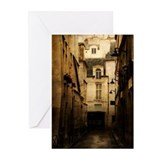 Rue des Poitevins - Greeting Cards (Pk of 10)